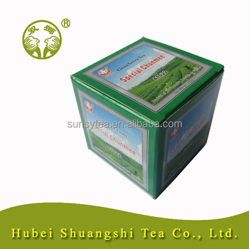 China chunmee green tea 41022 in 250g box