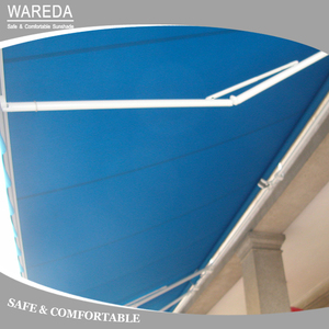 Outdoor commercial awning / Folding arm awnings