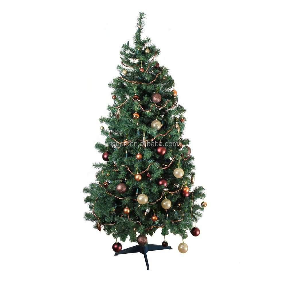 90cm decorated upside down christmas tree mini led christmas tree
