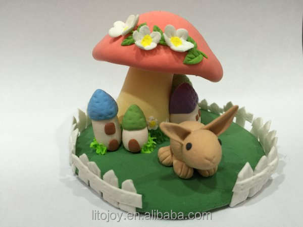 clay modeling - LitoJoy magic light clay for children
