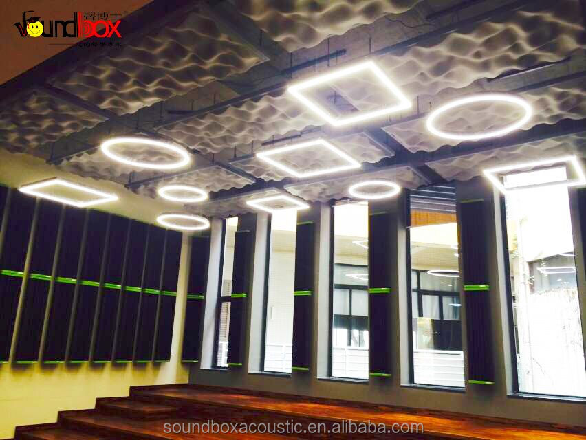 Trending Product 3D decorative acoustic wall and ceiling diffuser panel for hifi rooms,studio,recording rooms sound defussion