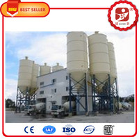 Shock resistant Prestressed Concrete Mixer Plant HZS50 Ready mix Concrete for sale with CE approved