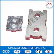 Concrete Two Hole Multiple Hole Anchor Post Tensioning Anchor System