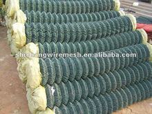 customized production cheap chain link fencing ISO (manufacurer)