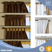 2017 Hot sale curtain fabric 3 pass blackout with cheap price