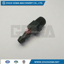 aluminum,brass hose barb fitting NPT male American water fitting