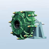 Light abrasive slurry pumps