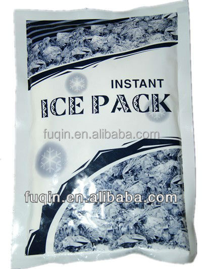 Custom instant cold pack cool pack cooling pack gel pack ice pack