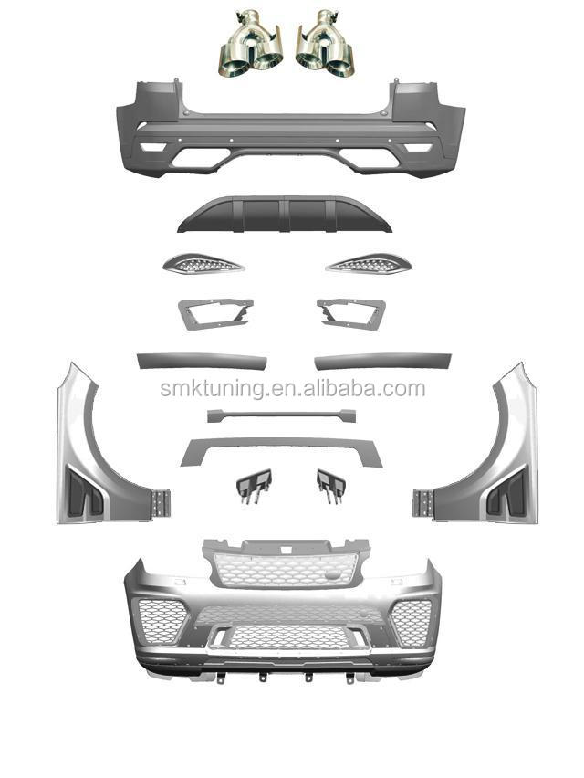 Auto Body Kit For 2014 L and Rover R ange Rover Sport SVR,Auto Body Parts