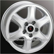alloy wheels made in china in stock (ZW-P057)