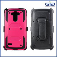 [NP-2483] New Kylin Armor Case PC TPU 2 in 1 Case for Samsung for Galaxy note 4