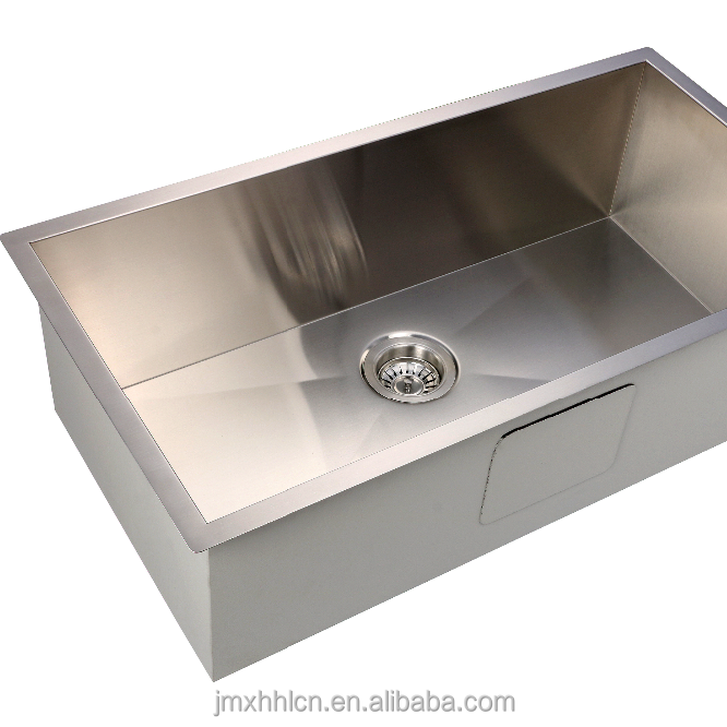 Xhhl Wholesale Stainless Steel Sink Industrial Sink Basin 304 Kitchen Sink Hm3018 Buy Wholesale Sink Stainless Steel Sink Industrial Sink Product On