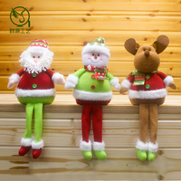 high quality indoor christmas ornament parts,indoor christmas table ornament parts