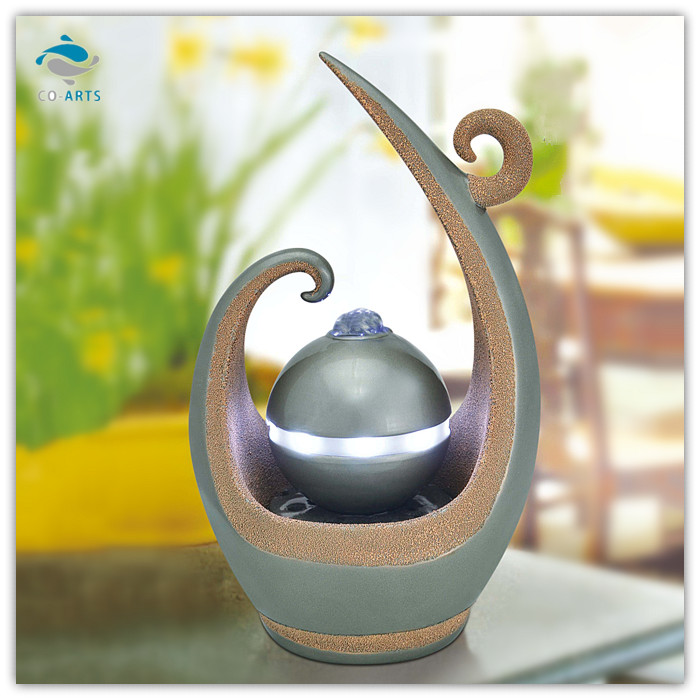 new products 2014 home furnishing water fountain decorative items for living room