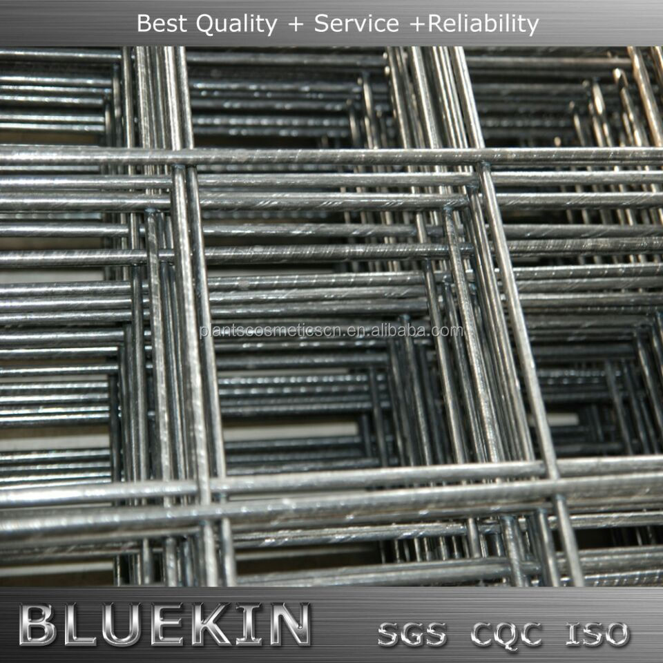 Reinforcement Steel Bar Welded Mesh Made In China