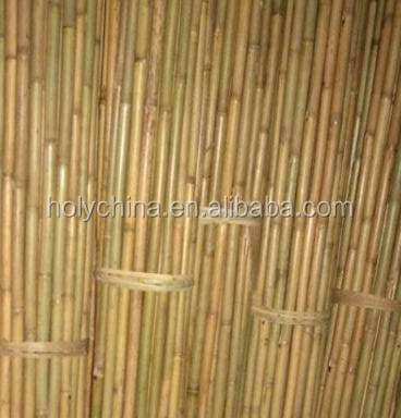 hot sale high quality raw bamboo poles
