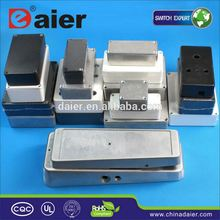 Daier aluminum project box enclosure case electronic