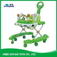 Trending hot products baby walker with 8 swivel wheels China supplier sales