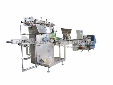 Packing machine Cheap Kitchen Towel Roll paper Machine for wholesale