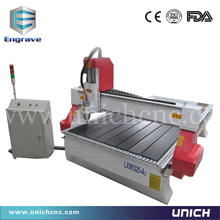 2016 heavy duty china attractive and durable unich cnc router/cnc router woodworking