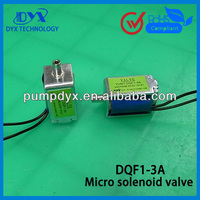 micro quick stop valve assembly DC3V