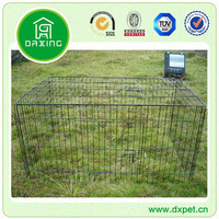 Chain Link Dog Kennel Panels DXW001