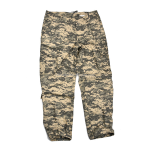 Factory manufacture XHY-024 military uniform accessories products Mens Army ACU Long Pants