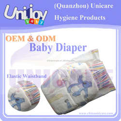 Breathable Cotton Soft Cloth-like Sleepy Baby Diapers with magic Tape Wholesaler, Baby Products Baby Diaper