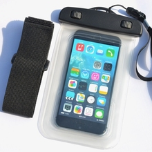 Universal Swimming Waterproof Bag Under Dry Bag Waterproof Phone Case Pouch for iphone 5 5s 6 6s Under 4.7 inch Cell Phone