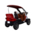 3 passenger electric shuttle bus classic car old vintage car for sightseeing