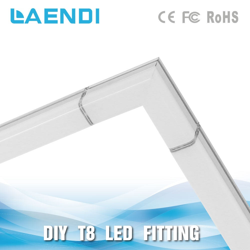 No dark area t8 led tube fitting 100lm/w tuv t8 led tube 1200mm