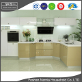 latest prefab cebu philippines furniture kitchen cabinet for sale with cheap price