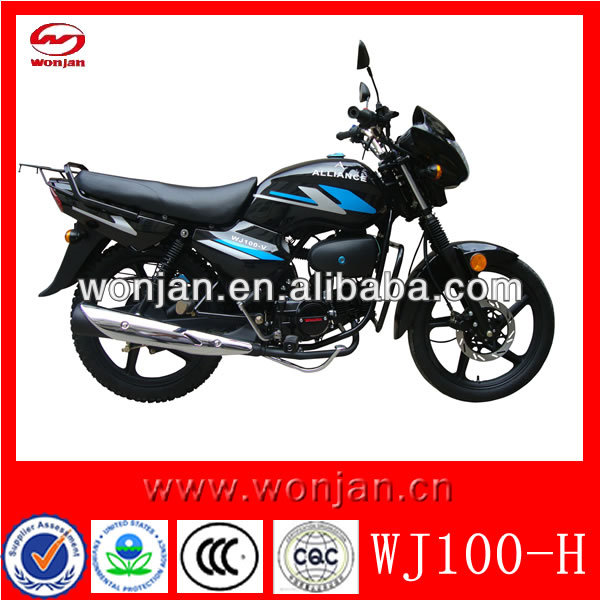 Chinese 100cc mini motorcycle for sale cheap(WJ100-H)