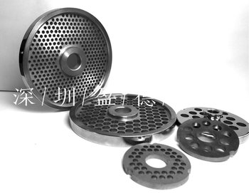 STAINLESS STEEL MINCER SIEVES & PLATES