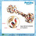 wholesae Natural Puppy Chew Dog Rope Toys