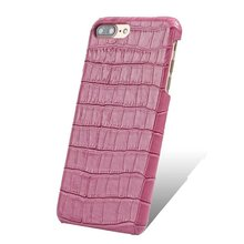 wp1029 OEM Crocodile Pattern Leather Phone Case for iphone5 5s