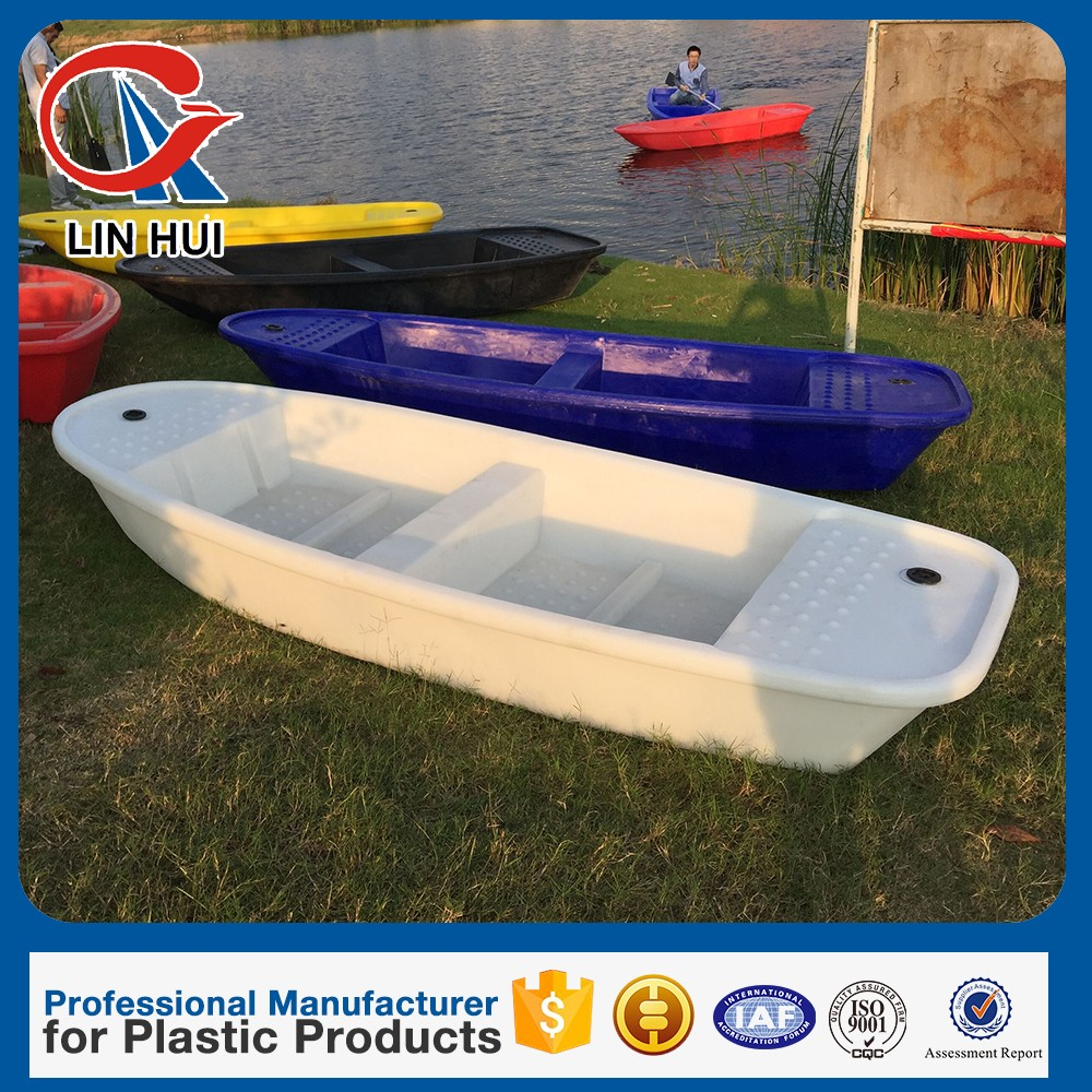 4 meters cheap plastic fishing assault boat for sale buy for Small plastic fishing boats
