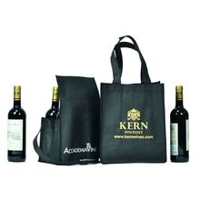 top quality stand up wine bag