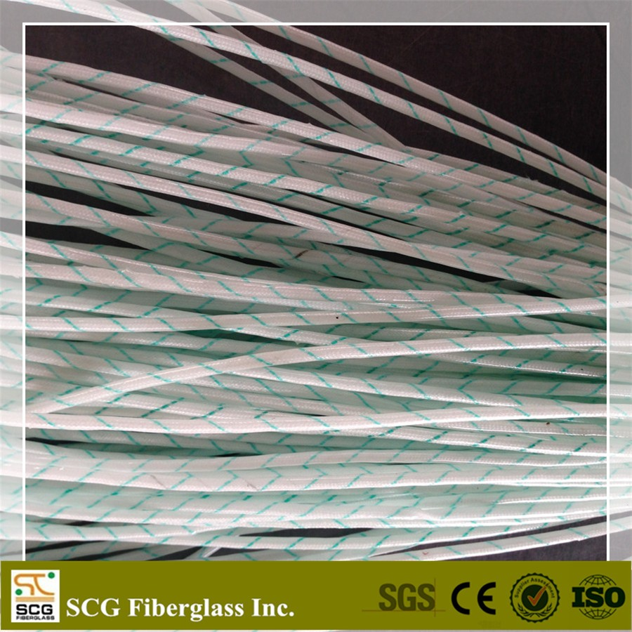 Fiber glass insulation sleeve