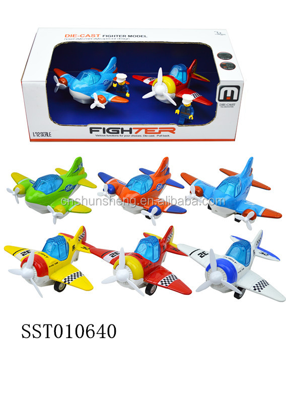 DIE CAST TOYS PLANE MODEL METAL TOYS