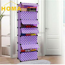 new product Plastic Simple design wall mounted wire shoe rack
