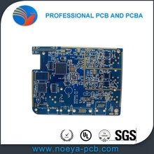 high quality ru 94vo pcb printed circuit board with gerber file