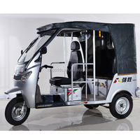 2016 Promote electric vehicle passenger electric three wheel sunetrike for sale