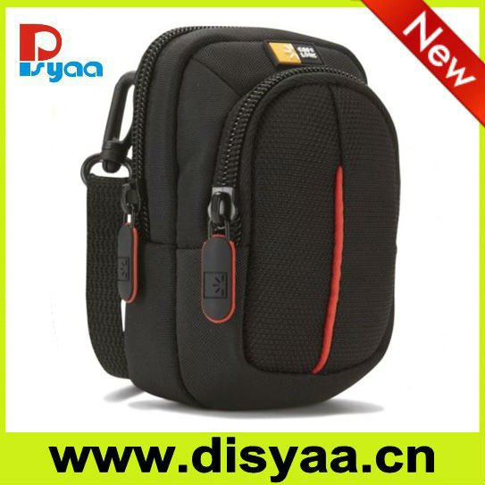 Compact Camera Case with Storage