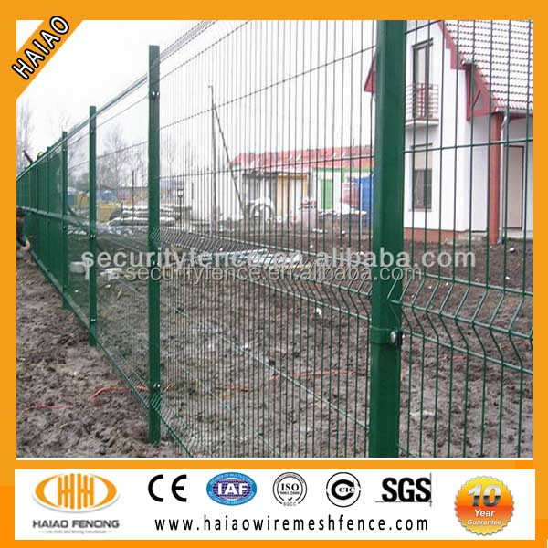 China factory / CE & ISO 9001 certificated woven wire fence