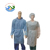 Bulk blue /pink color sms polypropylene spunbonded nonwoven fabric surgical isolation gown