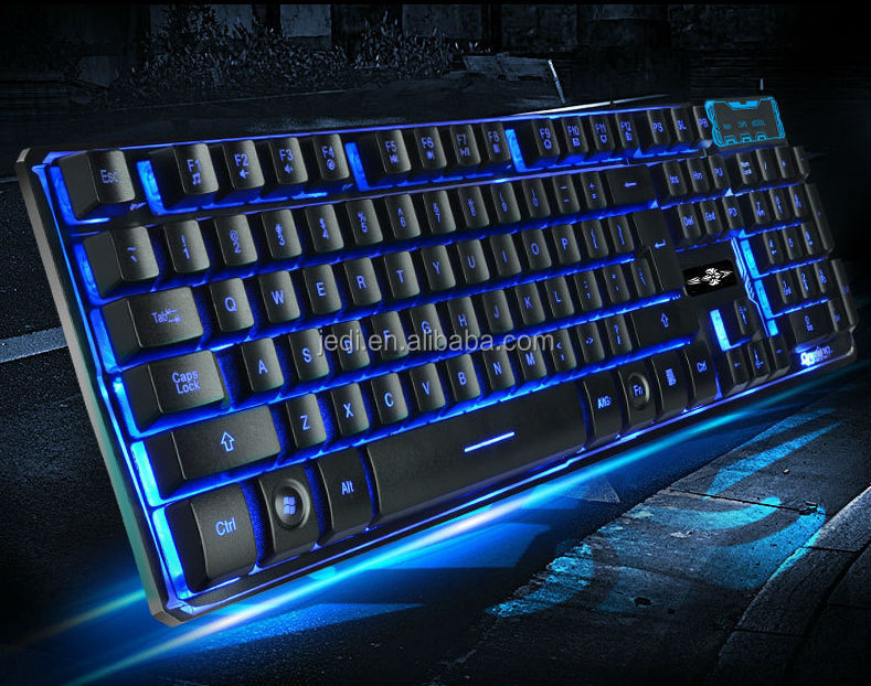 high quality wired standard mechanical keyboard feel
