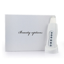 Multi-Functional Beauty Equipment Remove Acne Ultrasonic Skin Scrubber