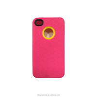2016 Luxury Soft Plastic Cell Phone Case For Iphone5