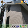 Wood Plastic Composite Wall Panel for Kit Homes/ Container Houses